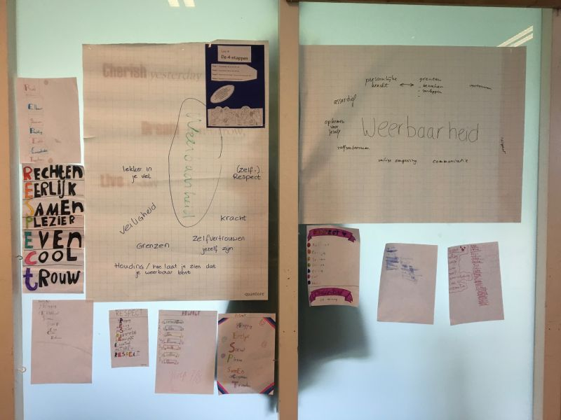Marietje Kessels Project hoekje